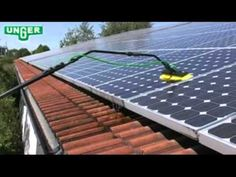 A new Solar Panels video has been posted at http://greenenergy.solar-san-antonio.com/solar-energy/solar-panels/hiflo-solar-panel-cleaning/