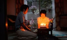 Norwegian Wood - review. Film by Tran Anh Hung
