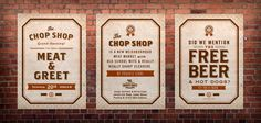 The Chop Shop Meat Market by ptarmak