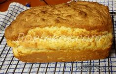 Bruismeel (Self Raising flour) karringmelk tl sout Voorverhit oond Meng alles goed saam. Gooi in gesme… Self Raising Flour Bread, Cream Cheese Biscuits, Beer Bread, No Knead Bread, South African Recipes, White Bread, Dough Recipe, Dinner Rolls, Easy Snacks