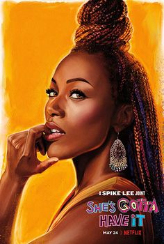 Created by Spike Lee. With DeWanda Wise, Anthony Ramos, Lyriq Bent, Cleo Anthony. The story of one woman and her three lovers. TV series based on the film by Spike Lee. Cleo Anthony, Anthony Ramos, It Netflix, Shows On Netflix, Malcolm X, Chyna Layne, Emory Douglas, Tv Series 2017, Fat Joe