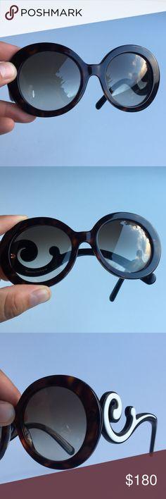 f672d96837139 Prada Sunglasses Prada Sunglasses. Minimal Baroque. New condition. No box .  Tags  Swaggy P