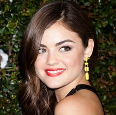 Lucy Hale Makeup and Hair