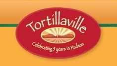 Tortillaville tacos and burritos 347 Warren Street, Hudson, NY 12534  PHONE 518-291-6048