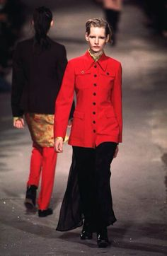 Dries Van Noten - Fall / Winter 1996