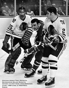 """Dave Stubbs on Twitter: """"Another small gallery of #Habs @HockeyHallFame icon John Ferguson, whom we lost on this day in 2007 at age 68 https://t.co/TFAxxvVKZb"""""""