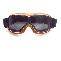 eb5948fc8a1a Vintage Style Motorcycle Goggles Motorcycle Vintage Aviator Goggles