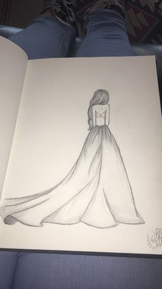 Art inspiration drawing sketches dibujo ideas for 2019 Easy Pencil Drawings, Girl Drawing Sketches, Girly Drawings, Art Drawings Sketches Simple, Disney Drawings, Art Drawings Beautiful, Drawing Drawing, Art Du Croquis, Art Inspiration Drawing