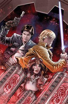 Star Wars #31 by MARCO CHECCHETTO.