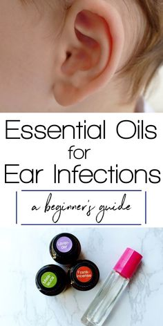, The Best Essential Oils To Soothe Ear Pain - Mama Charming , A beginner's guide to using essential oils for ear infections. Learn the best essential oils to use for earaches and how to use them effectively. Essential Oils Ear Infection, Ear Ache Essential Oil, Essential Oils For Earache, Oils For Ear Infection, Ear Infection Remedy, Essential Oils For Babies, Essential Oils Guide, Essential Oils For Kids, Essential Oil Blends