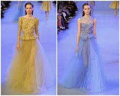2014 HAUTE COUTURE EVENING DRESSES | Evening Dresses | Elie Saab Haute Couture 2014