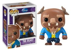 Pop! Disney: The Beast | Funko