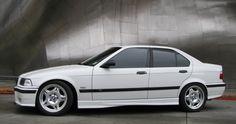 1998 BMW e36 M3 Sedan with DINAN Supercharger for sale at Munich Evolution. munichevo.com $14,500
