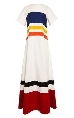 Shop Movie Cars Dress by Rosie Assoulin for Preorder on Moda Operandi