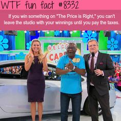 Thing you dont know about The Price is Right  WTF fun facts