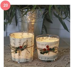 Christmas Decoration - 40 Simple Ideas - From HERE HAS EVERYTHING - VERA Moraes-in English