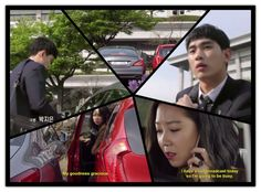 """YeJin (Kong Hyo-Jin) is the producer of music program """"Music Bank."""" A rookie SungChan (Kim Soo-Hyun) parks too close and she dents his car by opening her door carelessly. Cha Tae Hyun, Gong Hyo Jin"""