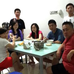 Visiting keng2 after hospital