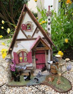 cat cottage