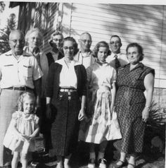 Fry Frank, Eva, Leo and  Hesses