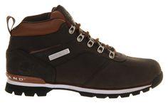 baa61fbfa4a Timberland Splitrock 2 Mulch Leather - Boots