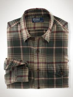 Mens Fashion Rugged – The World of Mens Fashion Flannel Outfits, Flannel Shirt, Cool Shirts, Casual Shirts, Buffalo Shirt, Lumberjack Style, Work Fashion, Mens Fashion, Ralph Lauren Custom Fit