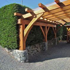 Fotos de garajes y casetas | Diseños de garajes y casetas | Carport