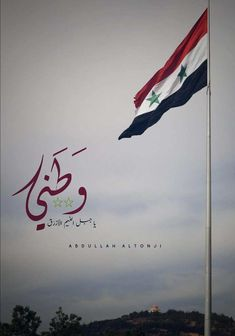 Syria Flag, Bashar Assad, Iraqi People, Arabic Calligraphy Art, Anime Love Couple, Damascus, Iphone Wallpaper, 17th Birthday, Tours