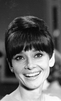 Rare Audrey Hepburn — Audrey Hepburn on the set of Wait Until Dark at...