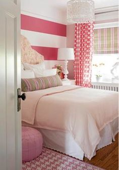 girlie bedroom.