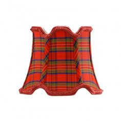 Plaid Silk Shade - ah! Now life is complete Tartan Decor, Tartan Plaid, Scottish Plaid, Scottish Tartans, Tartan Christmas, I See Red, Celtic, Beautiful Patterns, Preppy