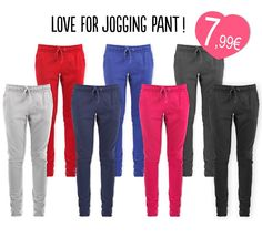 Love for Jogging Pant #Shana