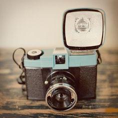 Vintage Camera By April