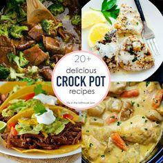 20+ Delicious Crock
