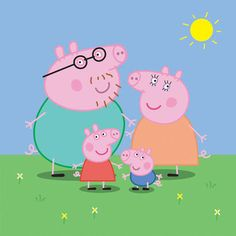 Peppa family sag files
