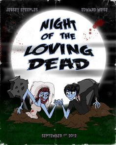 Wahahahahaha i love the night of the living dead reference heehee