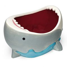 Everything tastes better in a SHARK BOWL!