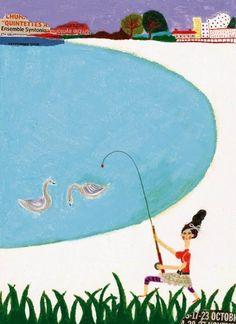 Pinzellades al món: Les il·lustracions de Keiko Shibata: color i alegria
