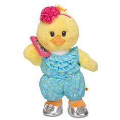 Polka Dot Pal Chirpy Chick - Build-A-Bear Workshop US $41.50