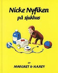 Nicke Nyfiken på sjukhus || Curious George hospitalized ...  goes to the hospital?