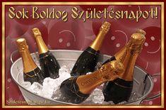 Pezsgők behűtve, képeslap születésnapra férfiak részére. Alcoholic Drinks, Happy Birthday, Ice, Google, Happy Brithday, Urari La Multi Ani, Liquor Drinks, Happy Birthday Funny, Ice Cream