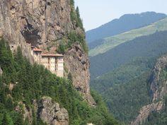 Sumela Monastery / Panagia Sumela (Παναγία Σουμελά) / Sümela Manastırı, Trabzon