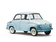 2. 1967 - 1957 Goggomobil T-250