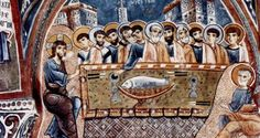Anahita Dark Church Goreme in Cappadocia. Note the forks. Cappadocia Turkey, 12th Century, Christian Art, Byzantine, The Rock, Places To Go, National Parks, Objects, Rock