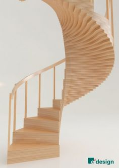 Spiral Stairs - EeDesign