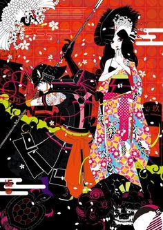 Sakura Exhibition 2014 | Participating Artists | uebow