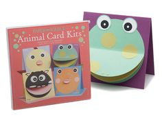 ZOO THEME BIRTHDAY INVITES | laugh make nurture organise play » Blog Archive » D-I-Y Animal Cards