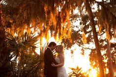 Whitney + Zac :: Powel Crosley Estate Wedding Photography :: Newlyweds