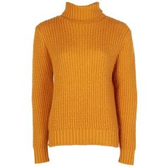 Boohoo Laura Soft Knit Oversized Roll Neck Jumper (110 PEN) ❤ liked on Polyvore featuring tops, sweaters, wrap sweater, turtleneck sweater, yellow turtleneck sweater, yellow turtleneck and over sized sweaters