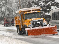 new york snow plow - Google Search